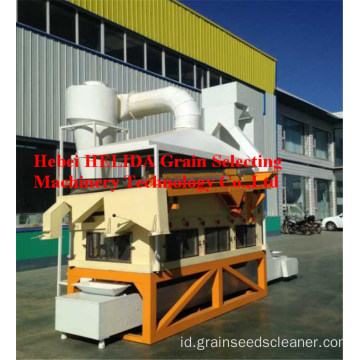 Mesin Pemisah Gravity Seed Grain